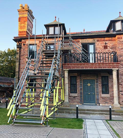 Manchester Scaffolding | Universal Scaffold | Competitive Scaffold Services